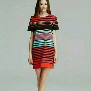 Marc by Marc Jacobs paradise stripe dress Medium